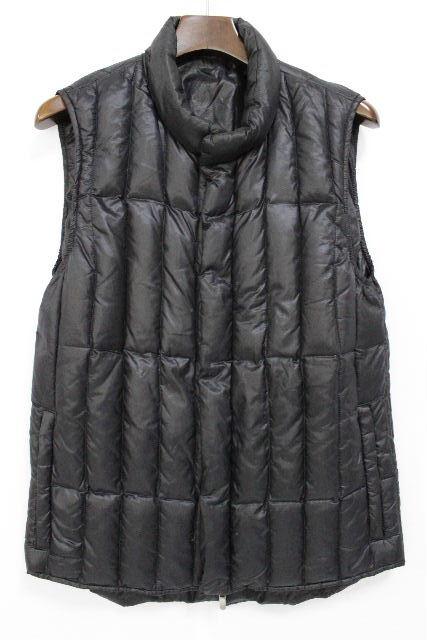 デュベティカ [ DUVETICA ] ダウンベスト ブラック 黒 SIZE[46] メンズ アウター ダウンジャケット