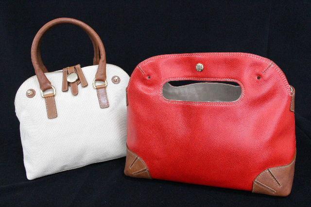 フルラ [ FURLA ] 着せ替え 2WAY バッグ セット レッド 赤 オフホワイト レディース ハンドバッグ トートバッグ