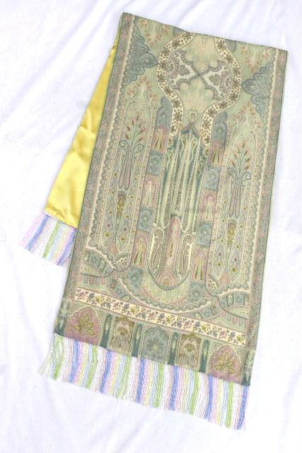 エトロ [ ETRO ] ビーズ フリンジ ストール ショール マフラー レディース 女性用 スカーフ