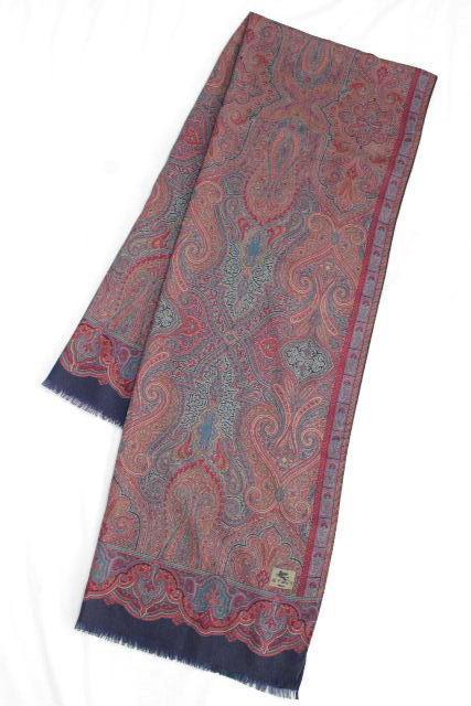 エトロ [ ETRO ] ペイズリー柄 ストール ショール マフラー レディース 女性用 スカーフ