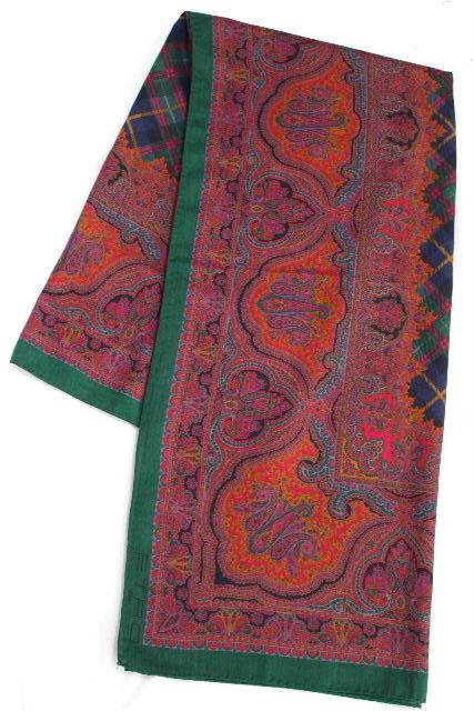 エトロ [ ETRO ] 柄物 大判 ストール ショール レディース 女性用 スカーフ