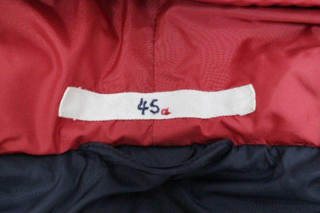 45RPM [ 45アールピーエム ] 中綿 フード キルティング ダウン コート SIZE[1] レディース ダウンジャケット PRIMALOFT