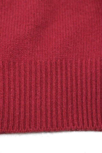 プラダ [ PRADA ] カシミヤ ニット カーディガン 赤系 長袖 SIZE[42] レディース トップス セーター