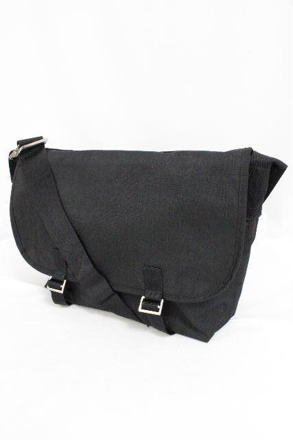 エルベシャプリエ [ Herve Chapelier ] 斜め掛け ショルダーバッグ ブラック 黒 メンズ メッセンジャーバッグ バッグ