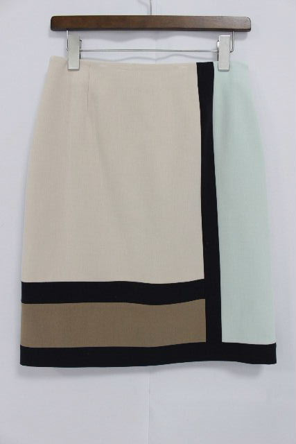 エムズグレイシー [ MS GRACY ] フラワー セットアップ ワンピース 白 SIZE[38] レディース 花柄 カットソー スカート