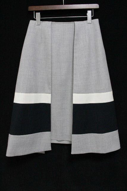 アドーア [ ADORE ] プリーツスカート グレー SIZE[36] レディース ボトムス スカート フレアースカート