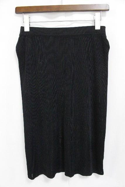 フェンディ [ FENDI ] ストレッチスカート ブラック 黒 SIZE[40] レディース ボトムス ニットスカート