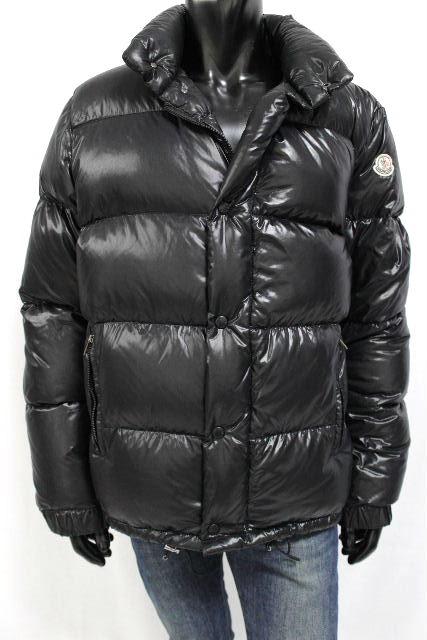 モンクレール [ MONCLER ] エベレスト ダウンジャケット ブラック 黒 SIZE[3] メンズ アウター ダウンコート