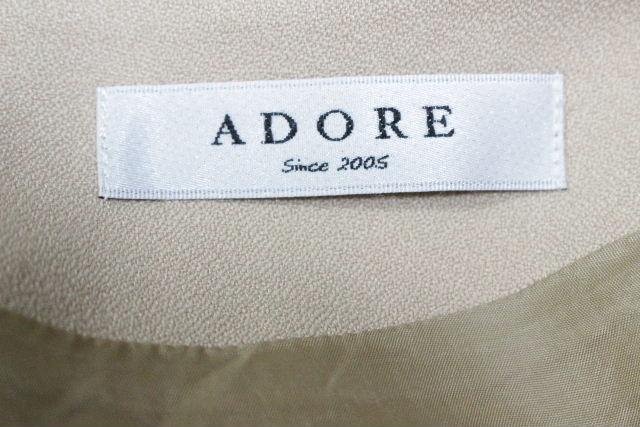 アドーア [ ADORE ] ワンピース ベージュ SIZE[36] レディース ワンピ