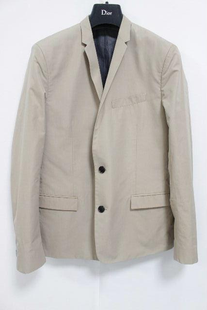 ディオールオム [ Dior ] ジャケット ベージュ SIZE[48] メンズ トップス アウター ディオール