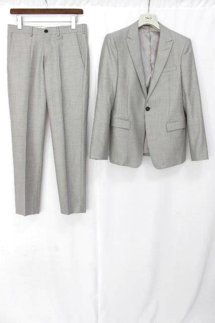 エンポリオアルマーニ [ ARMANI ] 1B シングル スーツ グレー DAVID LINE SIZE[46] メンズ セットアップ ジャケット スラックスパンツ