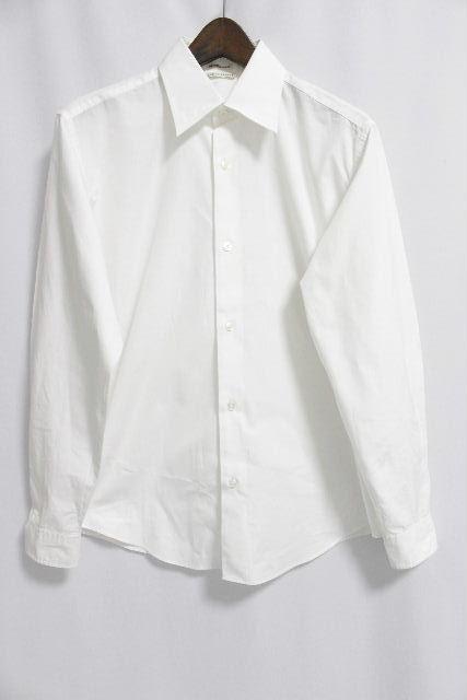 エルメス [ HERMES ] マルジェラ期 シャツ ブラウス ホワイト 長袖 SIZE[40] レディース トップス