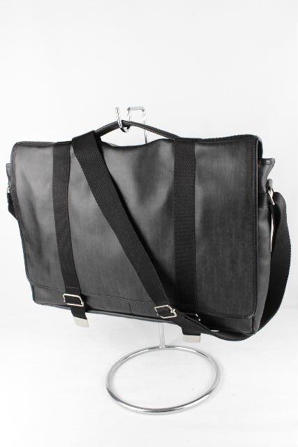 ディオールオム[Dior ] トロッター柄 メッセンジャーバッグ ブラック 黒 メンズ ディオール ショルダーバッグ PCバッグ