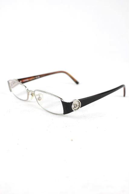 シャネル [ CHANEL ] ココマーク 眼鏡フレーム ブラウン 茶色 [ 2105T 342 51 17 130] レディース メガネ めがね 老眼鏡