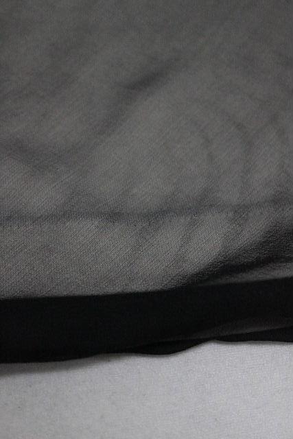 ドルチェ&ガッバーナ [ DOLCE&GABBANA ] Vネック カットソー ブラック 黒 半袖 SIZE[46] メンズ ドルガバ トップス Tシャツ D&G