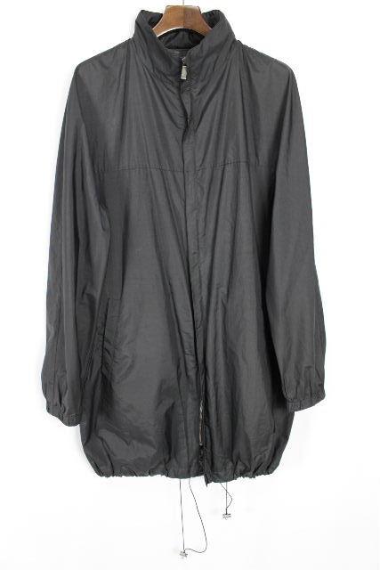 フェラガモ [ Ferragamo ] ガンチーニ ナイロンブルゾン ブラック 黒 SIZE[48] メンズ ジャケット コート ブルゾン ジャンパー ジャンバー