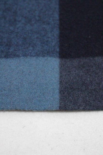 ブルーレーベルクレストブリッジ [ BLUELABEL ] 18AW ウール チェック柄 ロングスカート SIZE[38] レディース ボトムス マキシ マキシ丈 スカート