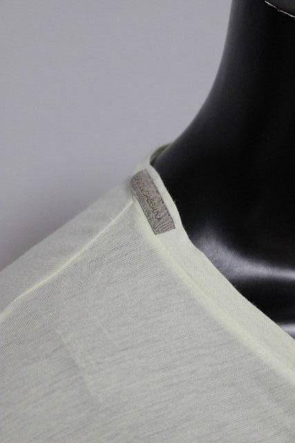 ドルチェ&ガッバーナ [ DOLCE&GABBANA ] フルーツ Vネック カットソー イエロー 半袖 SIZE[48] メンズ ドルガバ トップス Tシャツ D&G