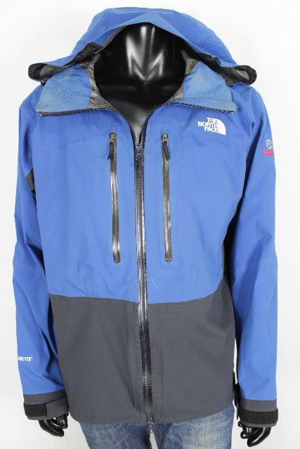 ノースフェイス [ THE NORTH FACE ] アマダブラム ジャケット ブルー SIZE[XL] メンズ マウンテンパーカー summit サミット GORE-TEX ゴアテック NP61305