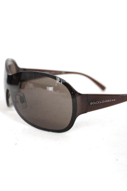 ドルチェ&ガッバーナ [ DOLCE&GABBANA ] サイドロゴ サングラス ブラウン [ DG2046 ] メンズ レディース ドルガバ めがね メガネ 眼鏡