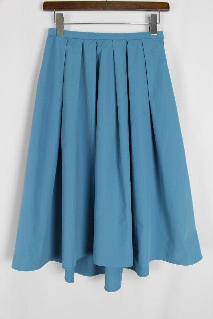 レリアン [ Leilian ] フレアースカート ブルー系 SIZE[7] レディース ボトムス ロングスカート