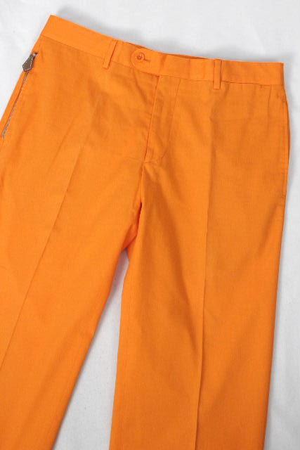 エルメス [ HERMES ] コットンパンツ オレンジ SIZE[50] メンズ ボトムス カジュアルパンツ