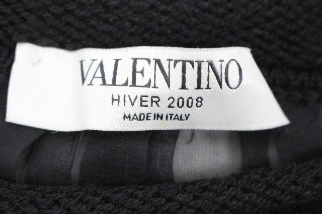 ヴァレンティノ [ VALENTINO ] ★ファーストライン★ レース ニット ワンピース SIZE[M] レディース ヴァレンチノ ワンピ