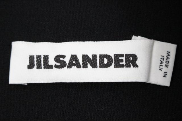 ジルサンダー [ JIL SANDER ] ストレッチ フレアーワンピース ブラック 黒 SIZE[34] レディース ワンピ