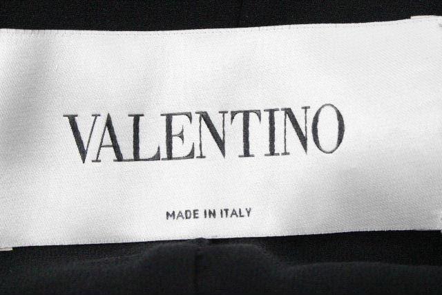 ヴァレンティノ [ VALENTINO ] ★ファーストライン★ ロングドレス ブラック 黒 SIZE[40] レディース ロング ワンピース マキシ ワンピ