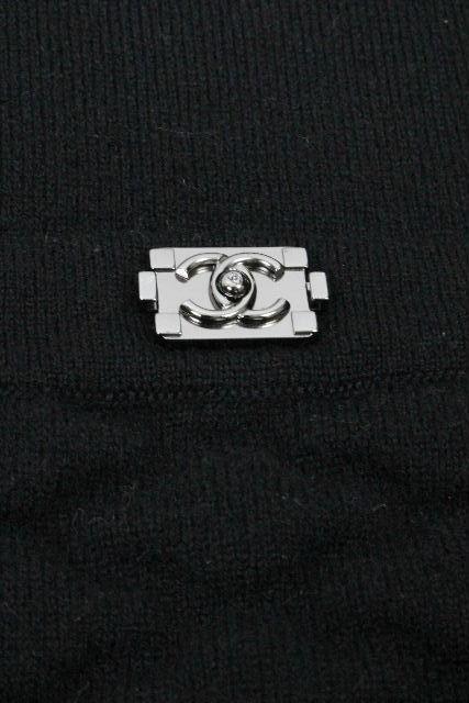 シャネル [ CHANEL ] P46 カシミヤ BOY ニット ワンピース P46779K05922 SIZE[40] レディース ボーイ ワンピ