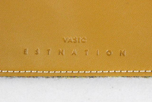 ヴァジック [ VASIC ] エストネーション別注 ハリスツイード ボンドミニ レディース ハンドバッグ バッグ トートバッグ