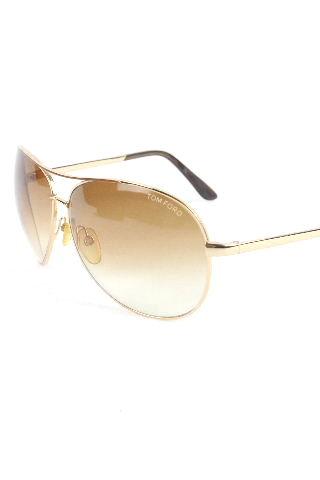 トムフォード [ TOM FORD ] ティアドロップ サングラス ブラウン Charles [TF35 772 62 12 130] メンズ レディース トム めがね メガネ 眼鏡