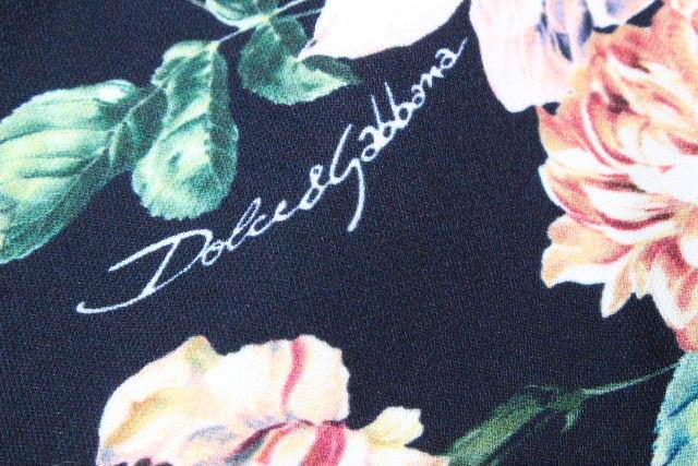 ドルチェ&ガッバーナ [ DOLCE&GABBANA ] ビジュー レース ブラウス ブラック 黒 SIZE[38] レディース ドルガバ ノースリーブ プルオーバー