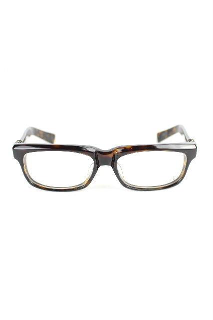 クロムハーツ [ Chrome Hearts ] ダガー メガネフレーム べっこう系 [ SPLAT-A DT ] メンズ レディース めがね 眼鏡 眼鏡フレーム 伊達眼鏡 サングラス