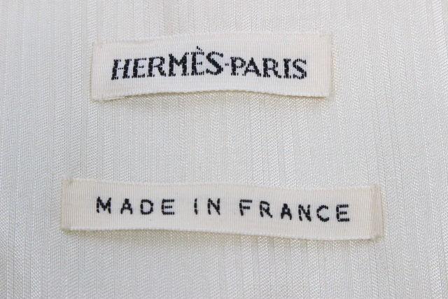 エルメス [ HERMES ] マルジェラ期 スカーフ ジレ ベスト SIZE[42] レディース トップス マルジェラ