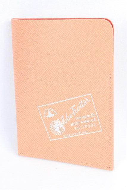 グローブトロッター [ GLOBE-TROTTER ] レザー パスポートケース ピンク レディース パスポートカバー