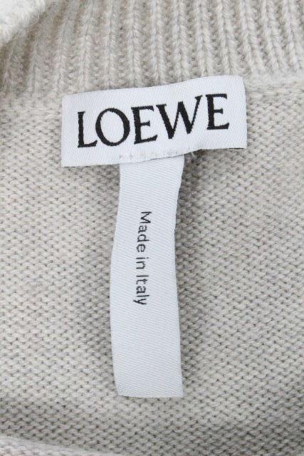 ロエベ [ LOEWE ] RIGHT ON TIME LOEWE ニット セーター 長袖 SIZE[M] メンズ トップス プルオーバー