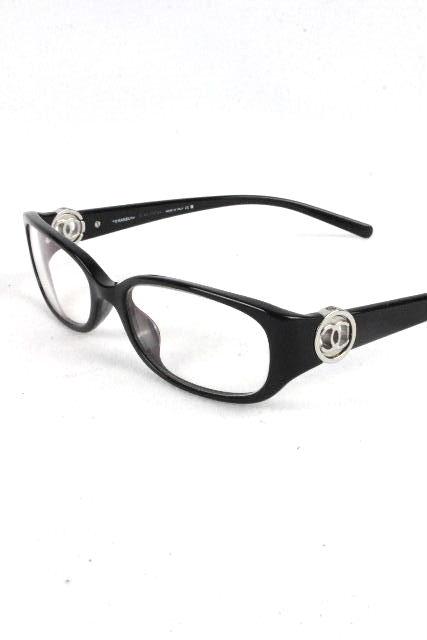 シャネル [ CHANEL ] ココマーク メガネフレーム ブラック 黒 [ BC4829153 ] レディース 眼鏡 めがね サングラス