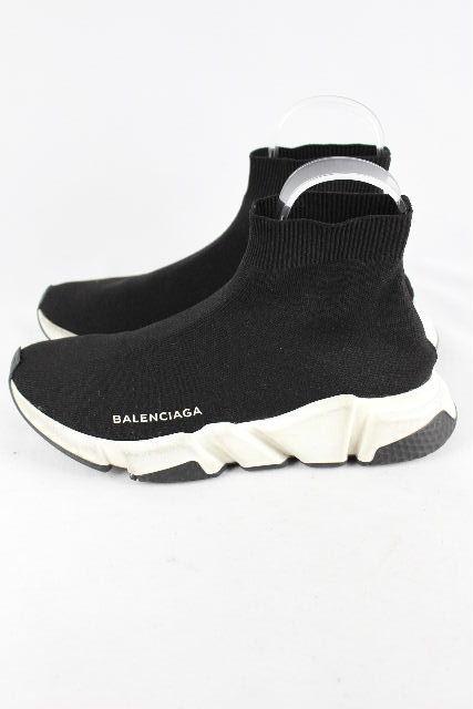 バレンシアガ [ BALENCIAGA ] スピードトレーナー ブラック 黒 SIZE[39] レディース ソックス スニーカー