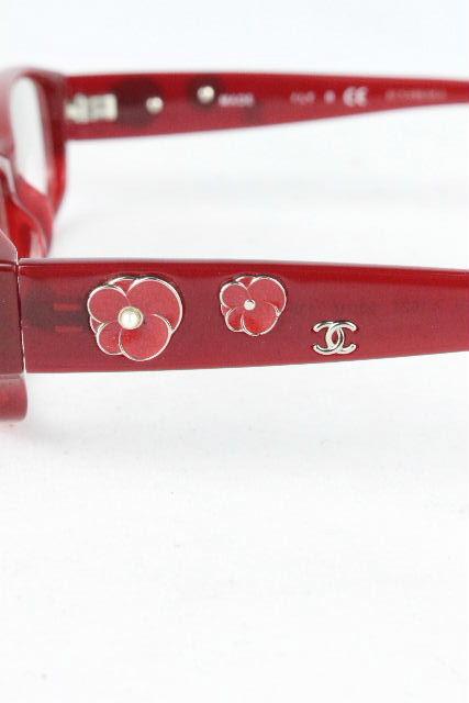 シャネル [ CHANEL ] フラワー パール ココマーク メガネフレーム 3198-H レディース サングラス めがね 眼鏡