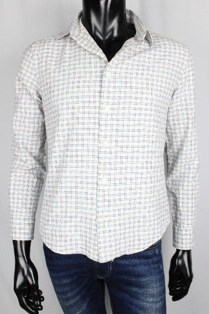 ルイヴィトン [ LOUISVUITTON ] 全面モノグラム チェック柄 シャツ 長袖 REGULAR FIT [XS] メンズ ヴィトン ビトン カジュアルシャツ