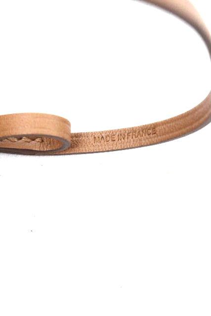 エルメス [ HERMES ] チャーム サックオランジュ フー ゴールド アニューミロ ヴォースイフト ショッパー型 バッグチャーム